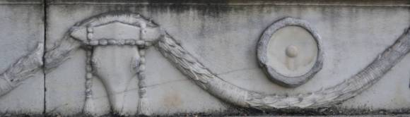 Hörnersymbolik, Milet, Türkei
