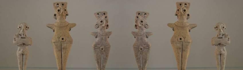 Urmütter aus Syrien, 2000 v.u.Z., Louvre, Paris