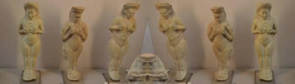 Urmütter aus Ur, 2000 v.u.Z., Louvre, Paris