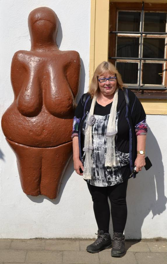 Urmutter von Dolni Vestonice